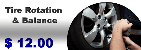 Marion Tire Company Promotions